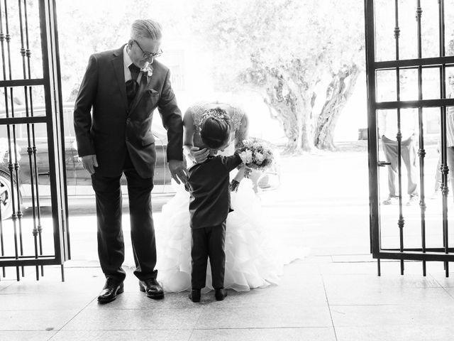La boda de Adrián y Jennifer en Illescas, Toledo 22
