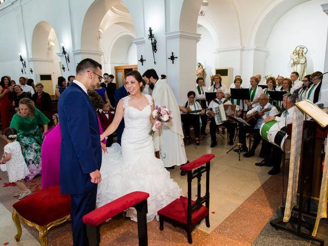 La boda de Adrián y Jennifer en Illescas, Toledo 23