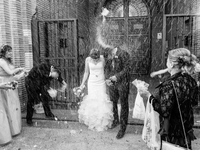 La boda de Adrián y Jennifer en Illescas, Toledo 25