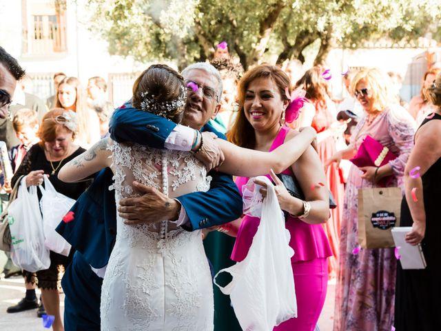 La boda de Adrián y Jennifer en Illescas, Toledo 26