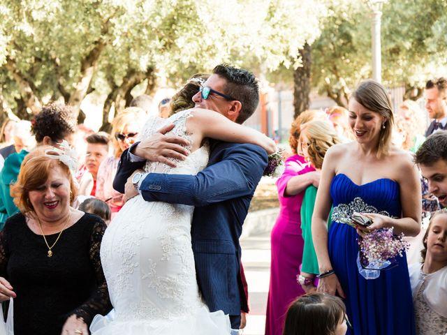 La boda de Adrián y Jennifer en Illescas, Toledo 27