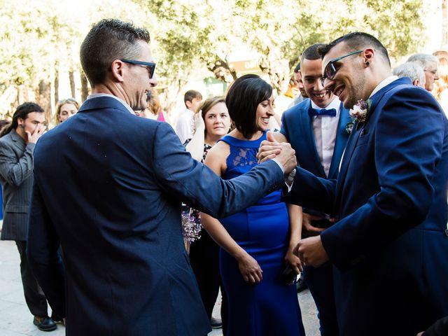 La boda de Adrián y Jennifer en Illescas, Toledo 29