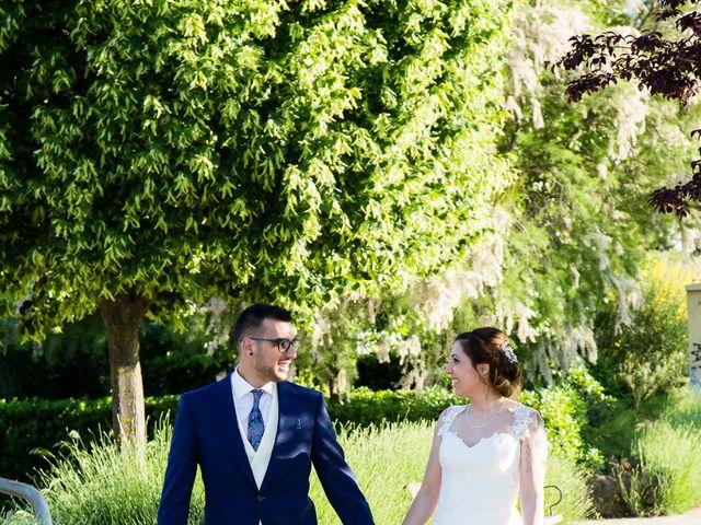 La boda de Adrián y Jennifer en Illescas, Toledo 34