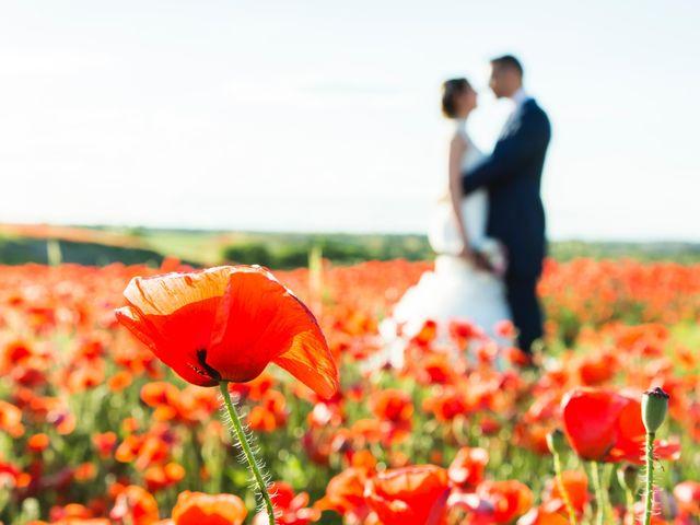 La boda de Adrián y Jennifer en Illescas, Toledo 35
