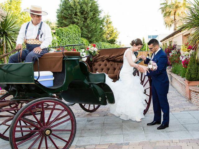 La boda de Adrián y Jennifer en Illescas, Toledo 38