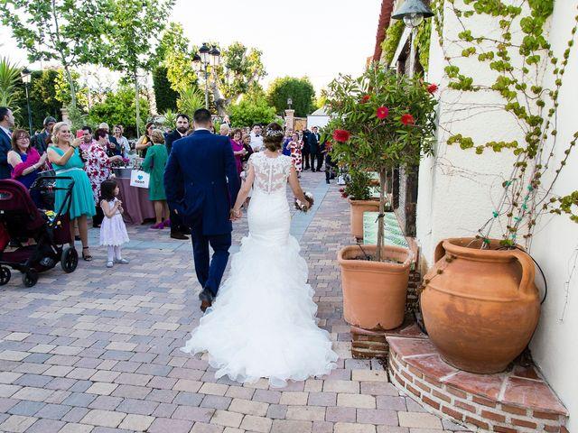 La boda de Adrián y Jennifer en Illescas, Toledo 39
