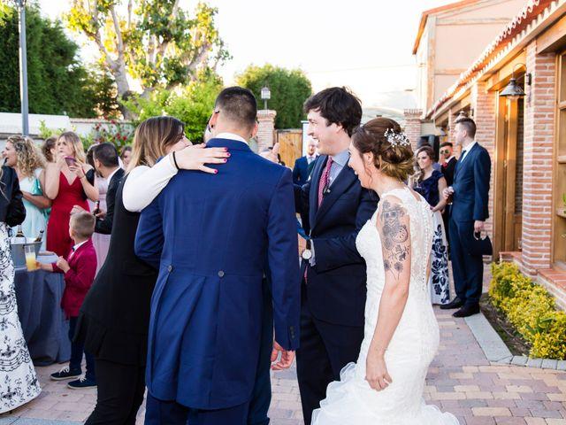 La boda de Adrián y Jennifer en Illescas, Toledo 41
