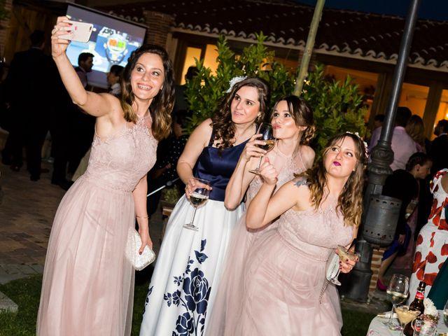 La boda de Adrián y Jennifer en Illescas, Toledo 44