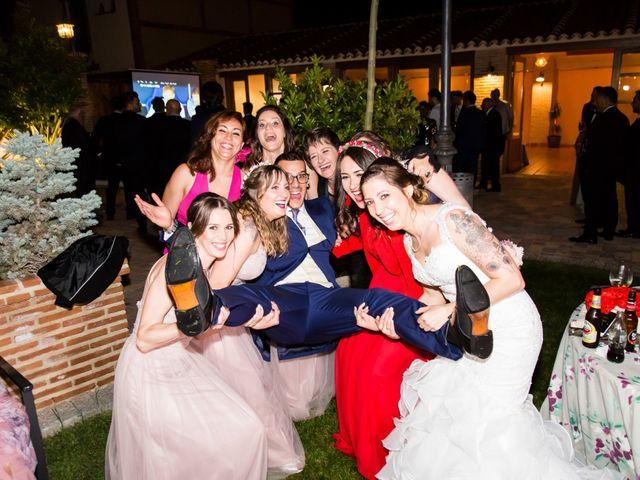 La boda de Adrián y Jennifer en Illescas, Toledo 45