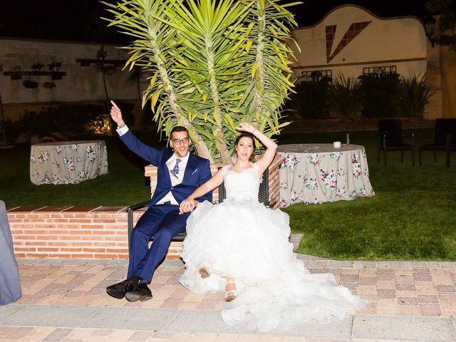La boda de Adrián y Jennifer en Illescas, Toledo 46