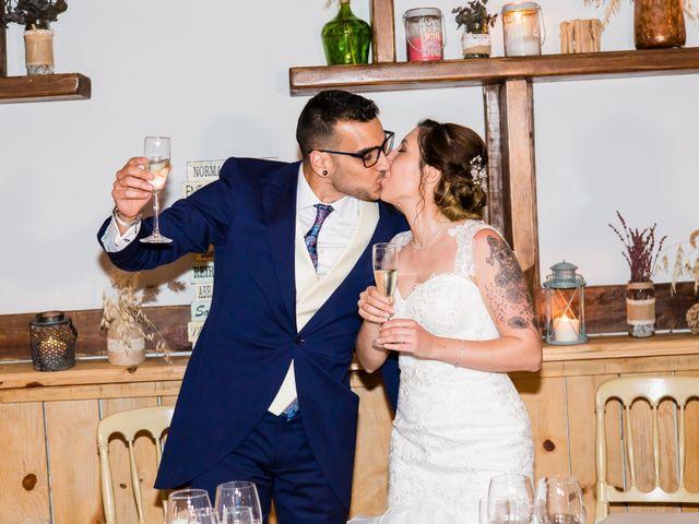La boda de Adrián y Jennifer en Illescas, Toledo 48
