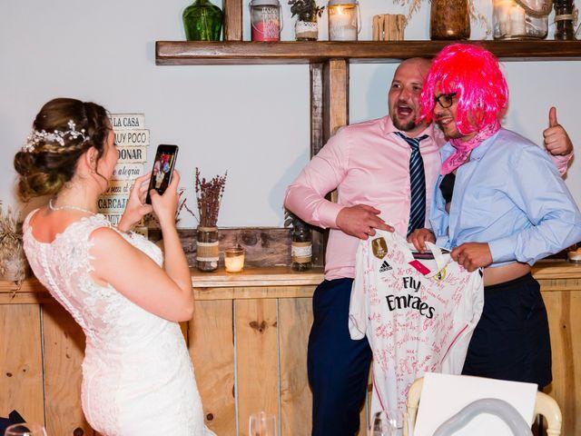 La boda de Adrián y Jennifer en Illescas, Toledo 52