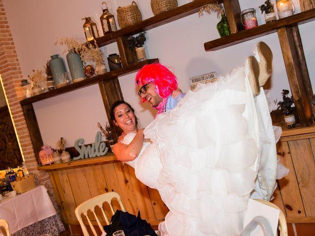 La boda de Adrián y Jennifer en Illescas, Toledo 53