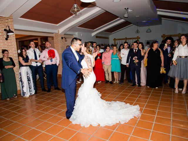 La boda de Adrián y Jennifer en Illescas, Toledo 54