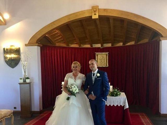 La boda de Txomin  y Raquel  en Peon, Asturias 1