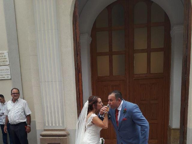 La boda de Jose y María Jose en Sangonera La Verde, Murcia 4