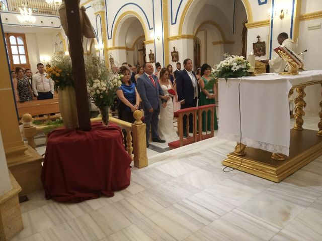 La boda de Jose y María Jose en Sangonera La Verde, Murcia 5