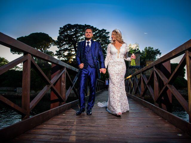 La boda de Limara y Roman