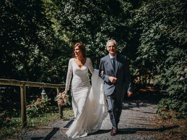 La boda de Joseba y Izaskun en Markina-xemein, Vizcaya 23