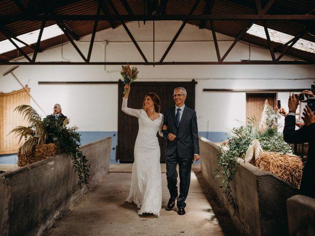 La boda de Joseba y Izaskun en Markina-xemein, Vizcaya 24