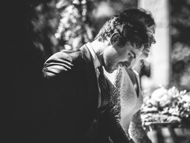 La boda de Joseba y Izaskun en Markina-xemein, Vizcaya 28