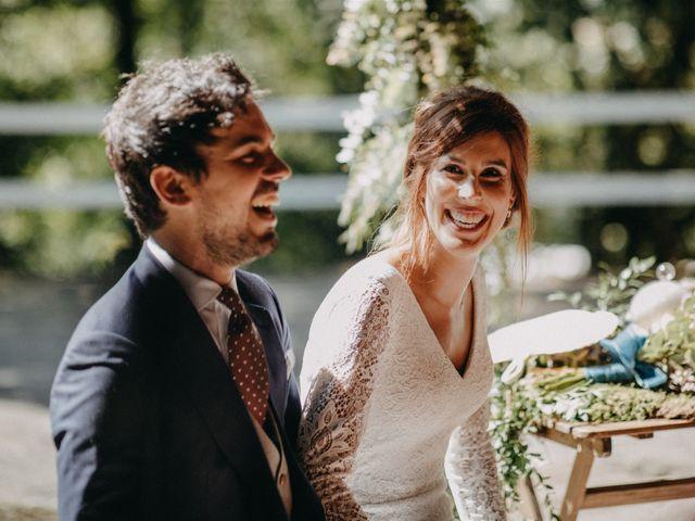 La boda de Joseba y Izaskun en Markina-xemein, Vizcaya 31