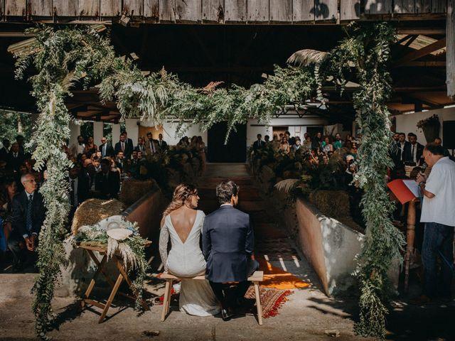 La boda de Joseba y Izaskun en Markina-xemein, Vizcaya 32