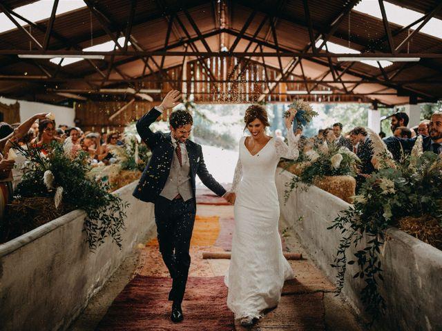 La boda de Joseba y Izaskun en Markina-xemein, Vizcaya 35
