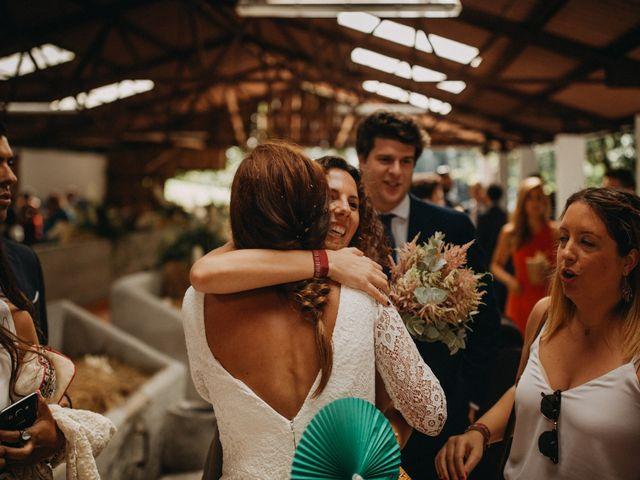 La boda de Joseba y Izaskun en Markina-xemein, Vizcaya 37