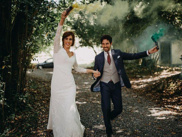 La boda de Joseba y Izaskun en Markina-xemein, Vizcaya 40