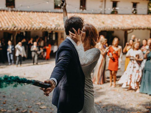 La boda de Joseba y Izaskun en Markina-xemein, Vizcaya 41