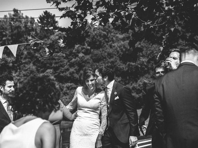La boda de Joseba y Izaskun en Markina-xemein, Vizcaya 46