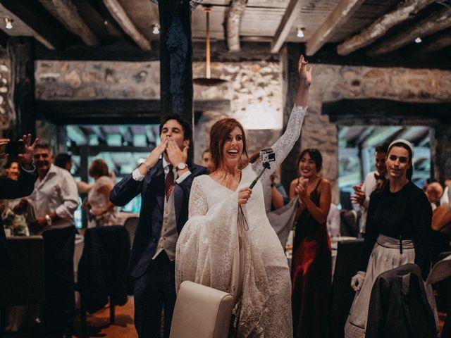 La boda de Joseba y Izaskun en Markina-xemein, Vizcaya 50
