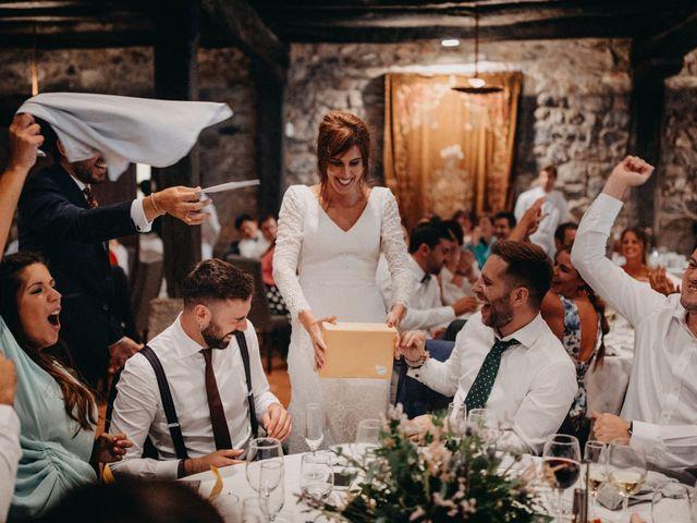 La boda de Joseba y Izaskun en Markina-xemein, Vizcaya 52