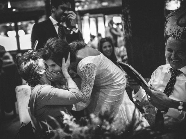 La boda de Joseba y Izaskun en Markina-xemein, Vizcaya 54