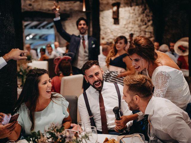 La boda de Joseba y Izaskun en Markina-xemein, Vizcaya 55