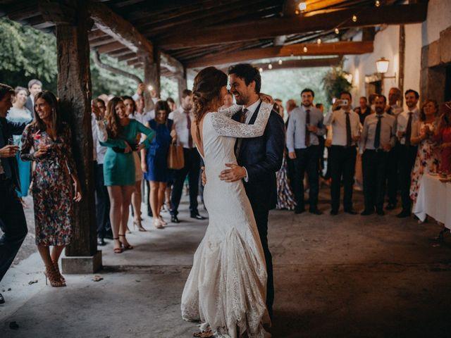 La boda de Joseba y Izaskun en Markina-xemein, Vizcaya 63
