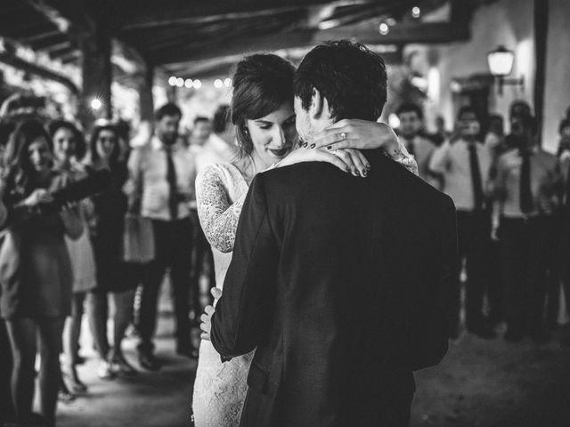 La boda de Joseba y Izaskun en Markina-xemein, Vizcaya 64