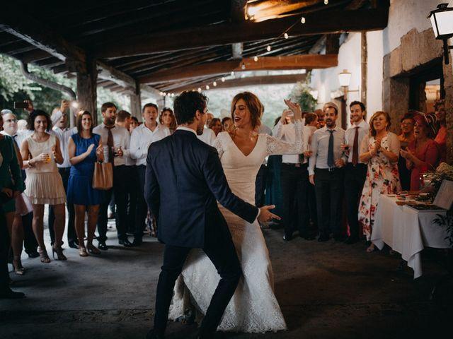 La boda de Joseba y Izaskun en Markina-xemein, Vizcaya 66