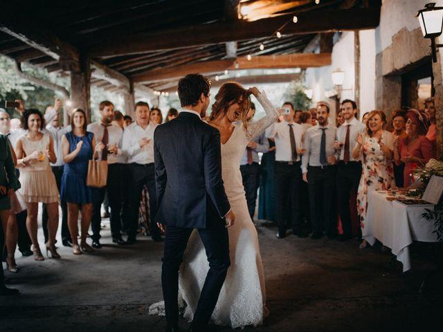 La boda de Joseba y Izaskun en Markina-xemein, Vizcaya 67