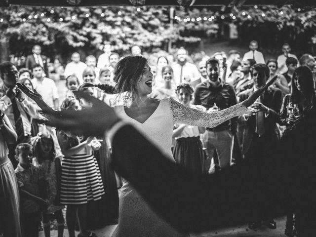 La boda de Joseba y Izaskun en Markina-xemein, Vizcaya 68