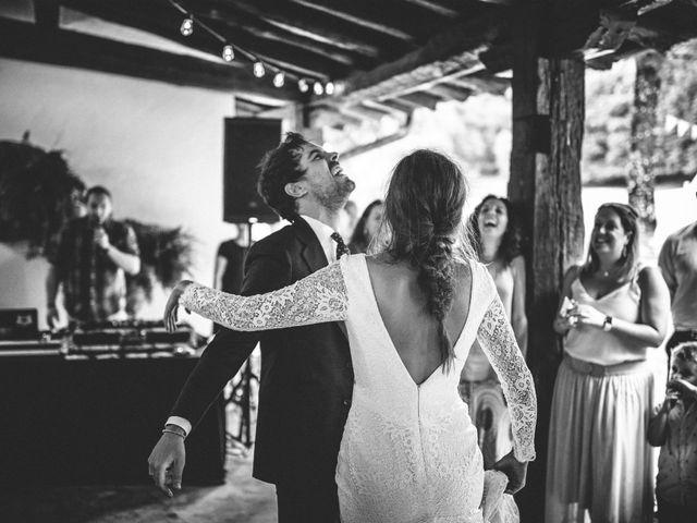La boda de Joseba y Izaskun en Markina-xemein, Vizcaya 69