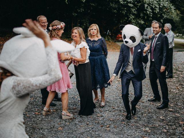 La boda de Joseba y Izaskun en Markina-xemein, Vizcaya 71