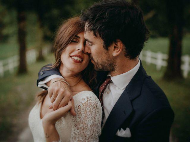 La boda de Joseba y Izaskun en Markina-xemein, Vizcaya 77