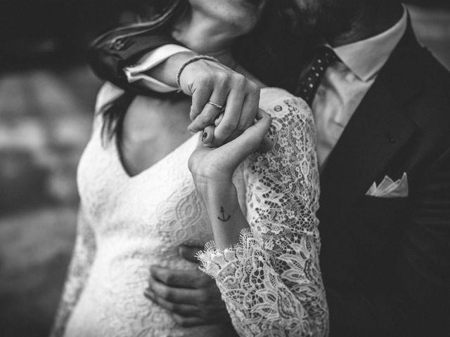 La boda de Joseba y Izaskun en Markina-xemein, Vizcaya 78