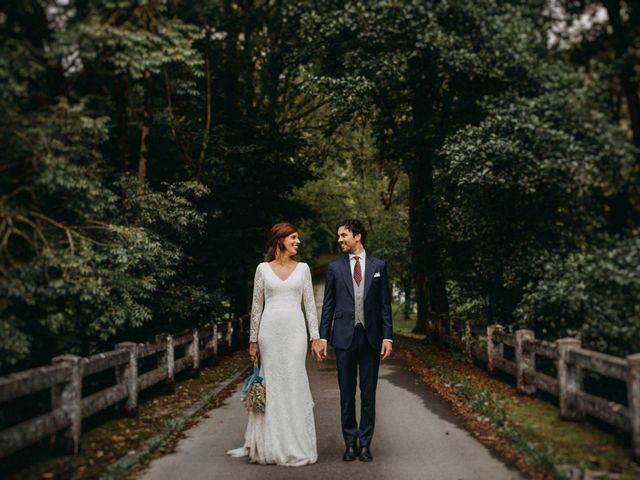 La boda de Joseba y Izaskun en Markina-xemein, Vizcaya 80