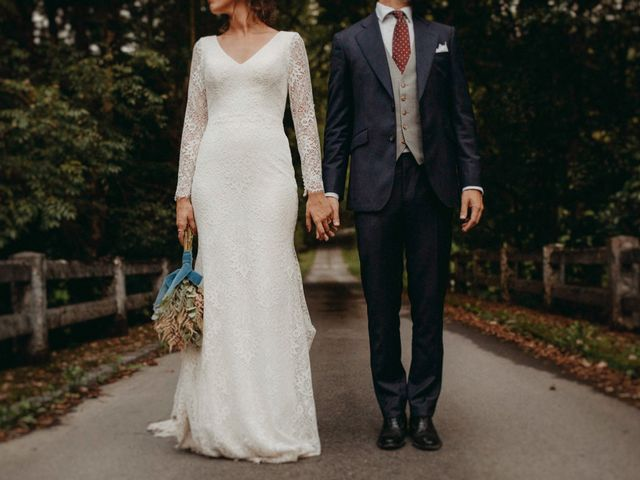 La boda de Joseba y Izaskun en Markina-xemein, Vizcaya 81