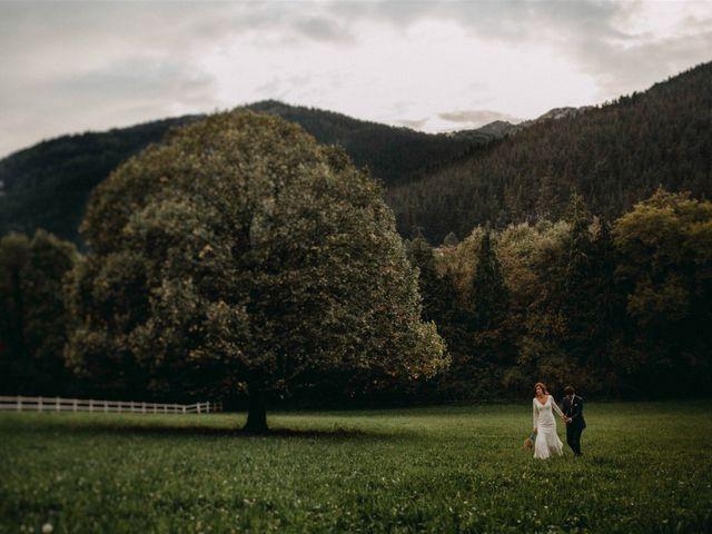La boda de Joseba y Izaskun en Markina-xemein, Vizcaya 83
