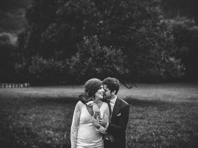 La boda de Joseba y Izaskun en Markina-xemein, Vizcaya 84