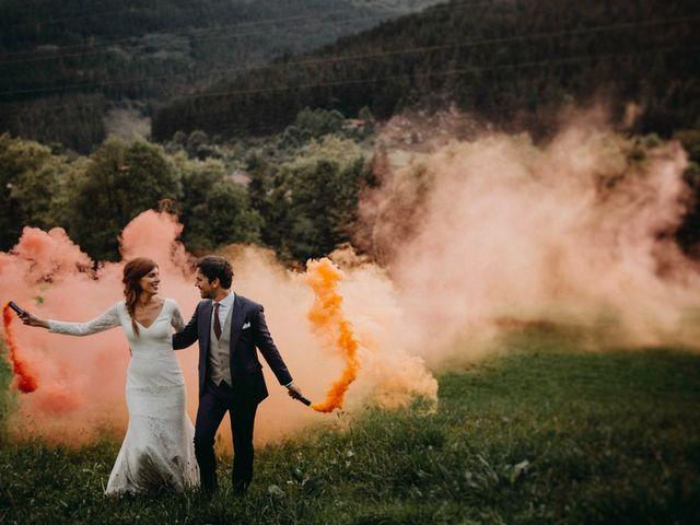 La boda de Joseba y Izaskun en Markina-xemein, Vizcaya 87